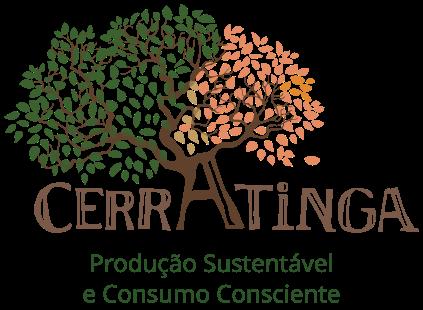 Logotipo Cerratinga - clique para visitar o site